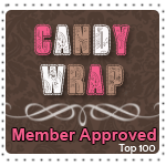 Top 100 Candy Bar Wrapper - WAHM